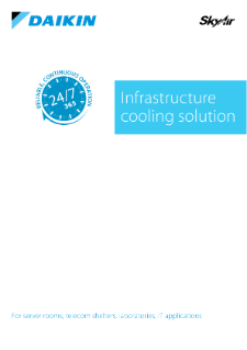 Infrastructure Cooling brochure