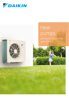Heat pumps_Housing Sector_New build_brochure_English