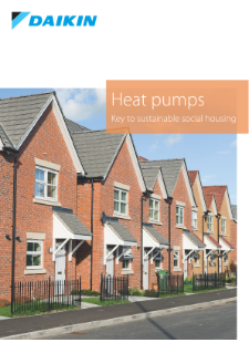 Heat pumps_Housing Sector_Social Housing_brochure_English