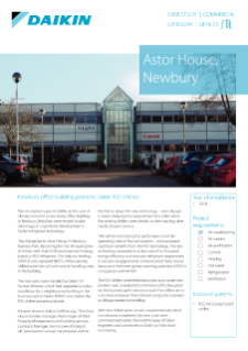 Office_Refurb_R32 Chiller_Astor House, Newbury Case Study