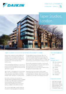 Office_Newbuild_SkyAir_Taper Studios London Case Study