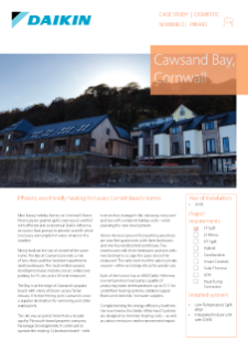 Private_Refurb Altherma LT_Cawsand Bay, Cornwall Case study