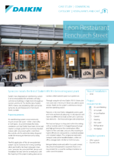 Food retail_Refurb_VRVi_Leon Fenchurch Street Case Study