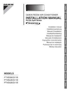 ftxs k daikin rh daikin co uk daikin super inverter r410a operation manual Daikin Air Conditioning Manual