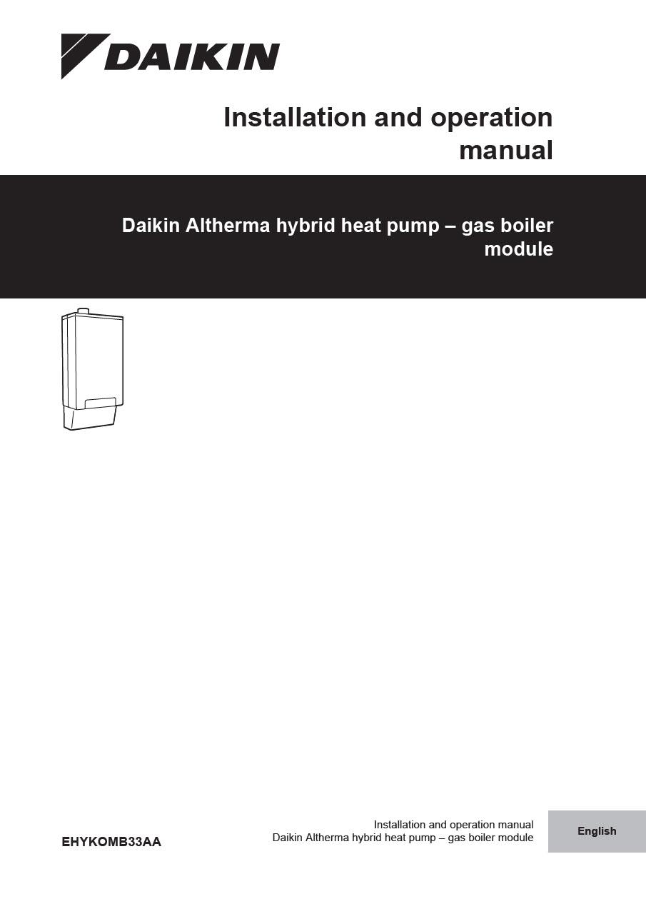 EHYKOMB-AA2 | Daikin