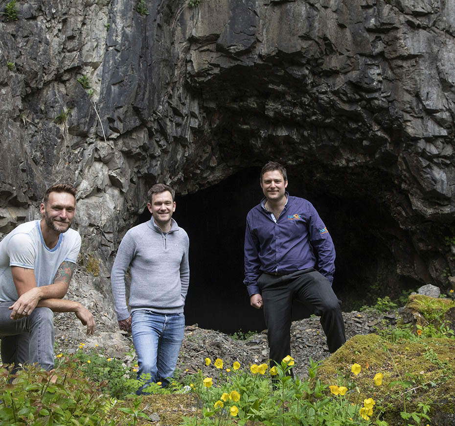 Hafod Caves - Renewable energy solves key heating issues in Welsh valley cottage