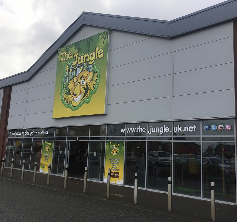The Jungle, Warrington
