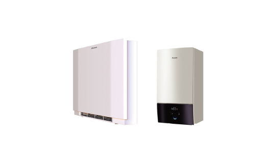 Altherma HPC Combination with Daikin Altherma 3 range