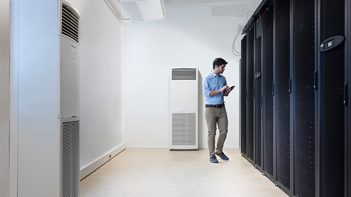 Infrastructure and data centre cooling solutions